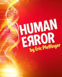poster for HUMAN ERROR -Streaming Event