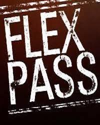 poster for FLEX PASSES 4 PACK 2021-22 40th Season